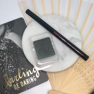 Smokey Eye Look - Eyeshadow & Eyeliner Bundle